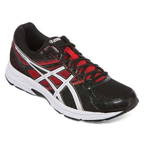 jcpenney athletic shoes asics 174 mens contend 3 running shoes jcpenney