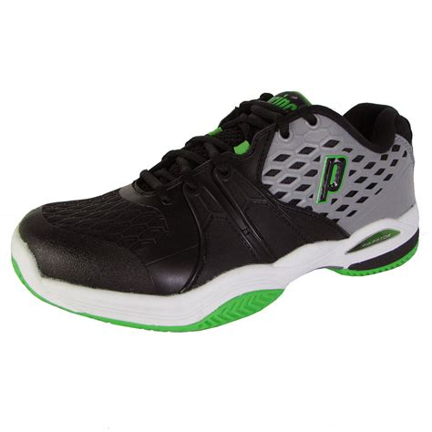 prince mens warrior cc clay court tennis shoes ebay