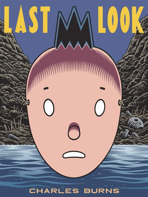 last look last look by charles burns book review