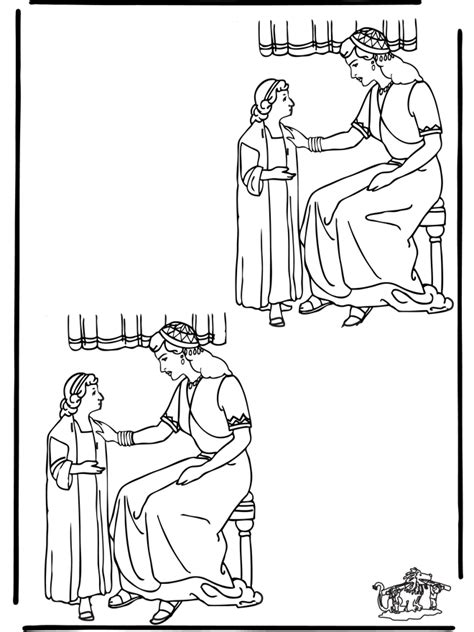 free bible coloring pages naaman story of naaman coloring pages