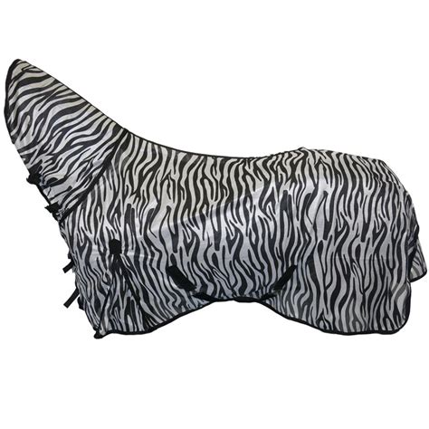 zebra fly rugs for horses zebra fly rug with neck cover fly rugs for horses gear
