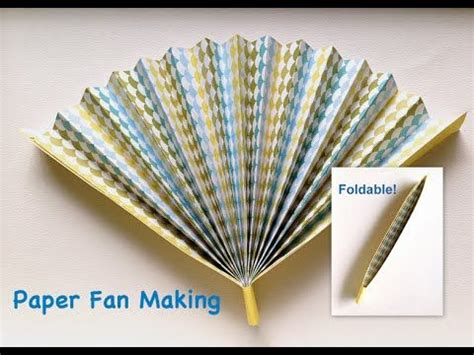 Fan Fold Paper - flats make paper and thoughts on