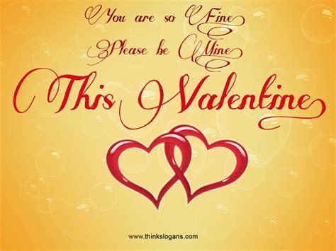 S Day Slogan Valentines Day Slogans