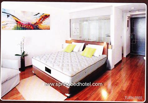 Matras Bigland Ukuran 160x200 bed hotel kasur hotel kost murah