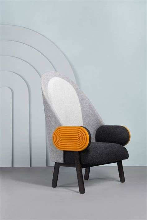 designer armchairs sale collectible design moon armchair a contemporary piece with a vintage twist for sale