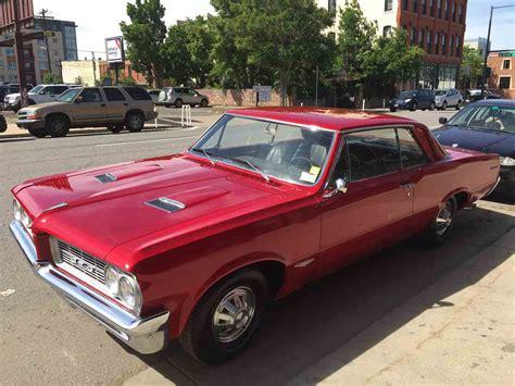 Pontiac Gto 1964 For Sale by 1964 Pontiac Gto For Sale Classiccars Cc 1003219