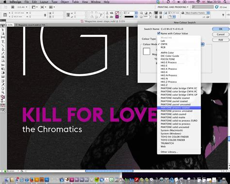 adobe indesign tutorial magazine indesign tutorial how to design a magazine cover with