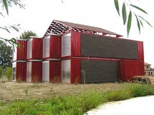 The lille red storage container house lille france az containers