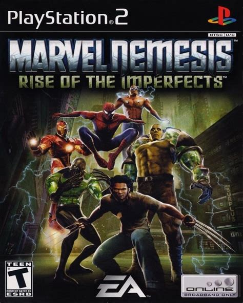 donload game ps2 format iso marvel nemesis rise of the imperfects usa ps2 iso