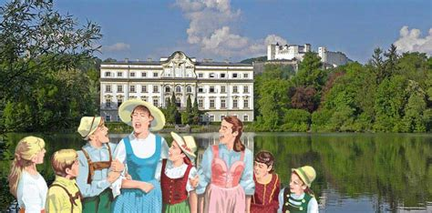 house from the sound of music original sound of music tour 174 in salzburg