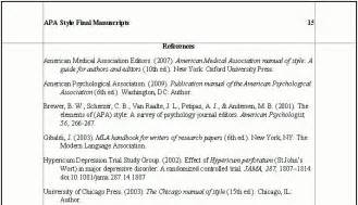 Apa Research Paper On Depression by Apa Style Research Paper On Depression 187 Writing Personal Statements