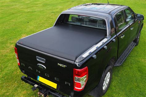 Bed Cover 16 ford ranger wildtrak 16 soft roll up bed cover tonneau