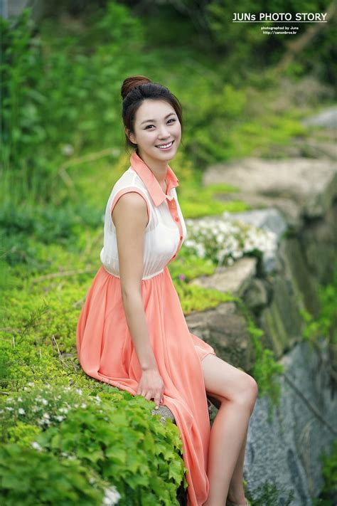 outdoor hängematte ju da ha outdoor photoshoot korean models photos