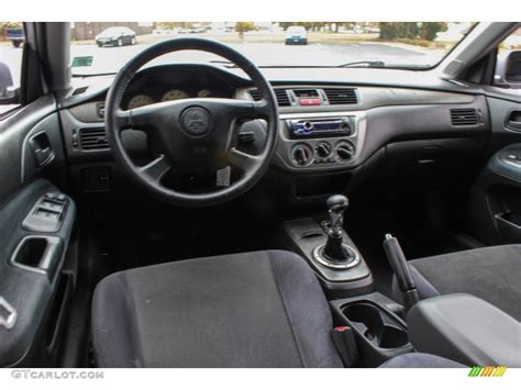 2004 mitsubishi lancer interior 2004 mitsubishi lancer oz rally interior color photos
