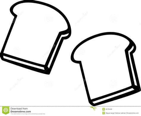Peanut Toaster Butter Toast Coloring Pages