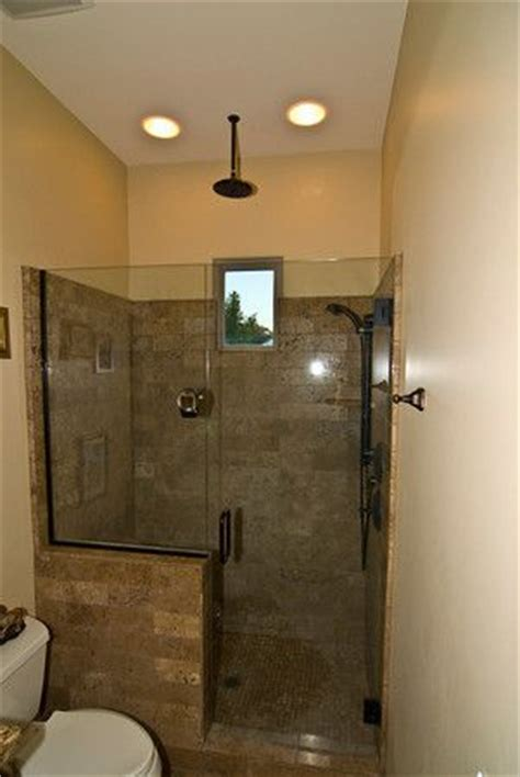 shower stall ideas for a small bathroom pin by walker on home