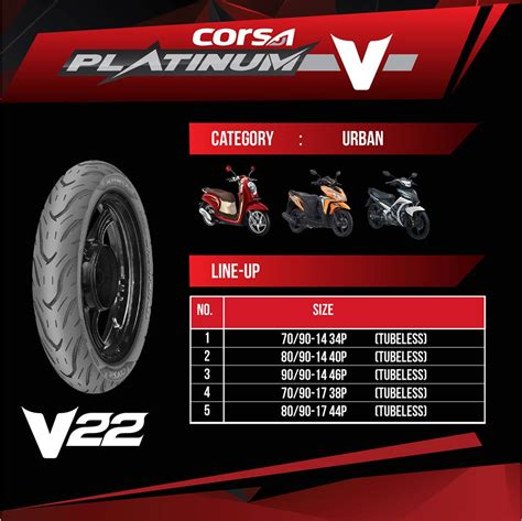 Corsa R26 80 80 14 corsa platinum 80 daftar harga terkini dan terlengkap