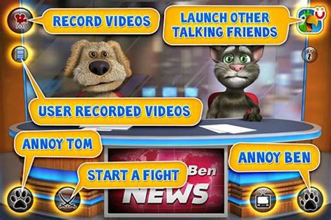 talking ben apk talking tom ben news v1 0 2 apk 187 filechoco