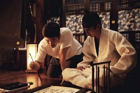 film terbaru yoo seung ho yoo seung ho and exo s xiumin brighten up the set of