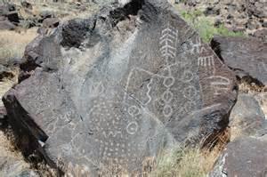 map rock shoshone petroglyphs conscious engagement