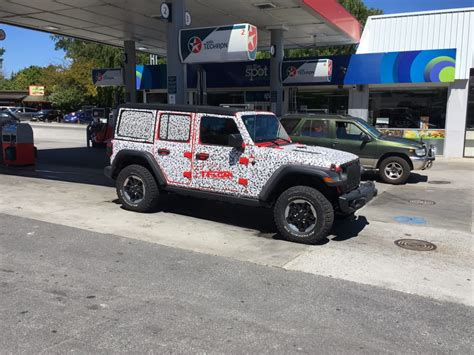 10 jeep wrangler spied the new jeep wrangler jl in new zealand