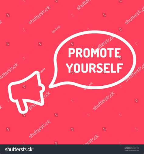 the a z guide for promoting your self published book books promote yourself megaphone speech icon stock vector