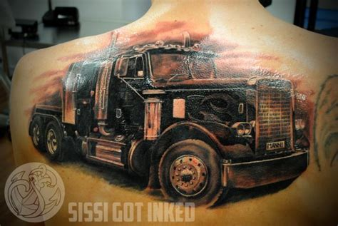tattoo of us trailer ultimate truth trucker tattoos and trucking companies