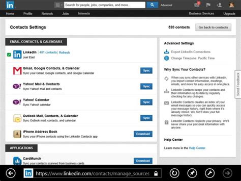 Mba Next To Your Name In Linkedin by How To Use Linkedin Contacts Dummies