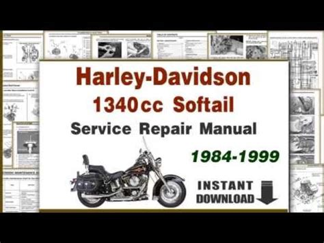 service manual free owners manual for a 1987 pontiac sunbird 1990 pontiac sunbird repair harley davidson softail evo 1340cc motorcycles service repair manual pdf 1984 1999 youtube