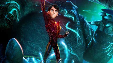 anton yelchin jim lake guillermo del toro announces trollhunters season 2 with