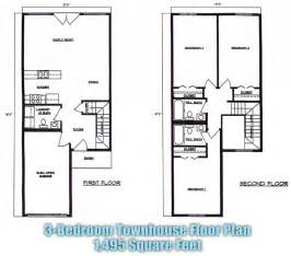 townhouse designs and floor plans town house floor plans 5000 house plans