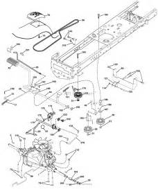 ariens 42 riding mower diagram ariens free engine image