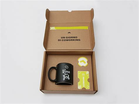 coworking login welcome kit coworking space spaces and box