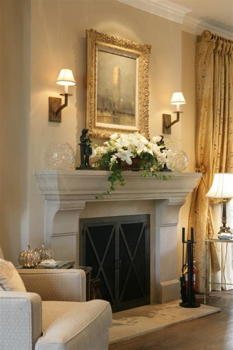 Bedroom Mantel Decorating Ideas by 89 Best Images About Fireplace Country On