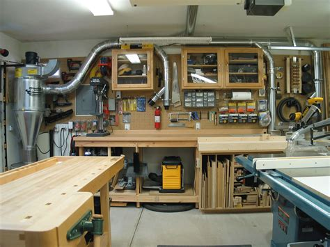 how to build a garage workshop desert garage workshop finewoodworking