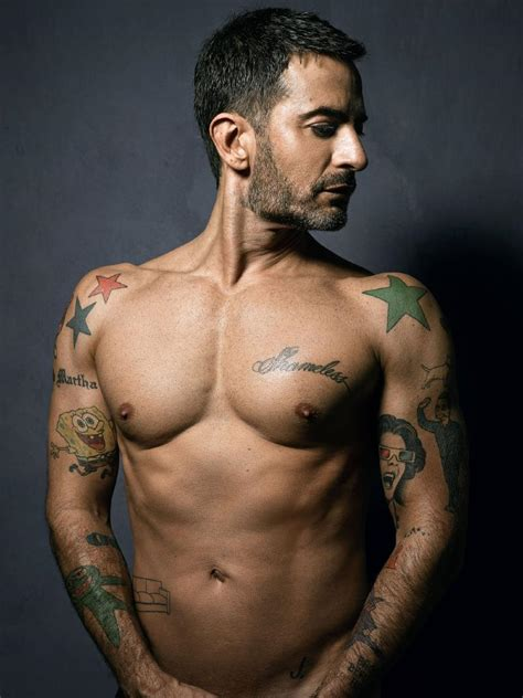 marc jacobs tattoos marc his tattoos by seliger for new york