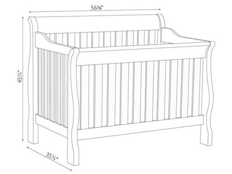 sleigh convertible crib amish sleigh convertible crib brandenberry amish furniture