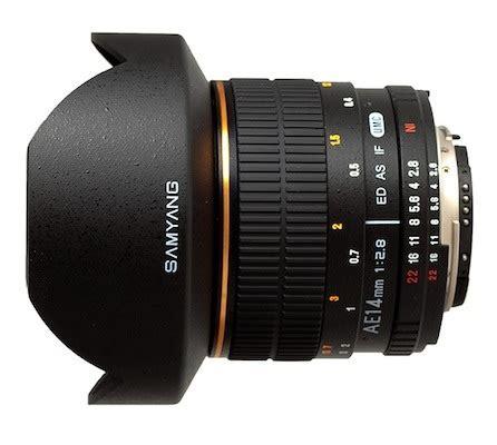 samyang ae 14 mm f/2,8 ed as if umc aspherical lens now