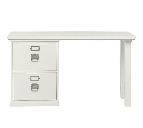 Bedford Small Desk Bedford Small Desk Pottery Barn