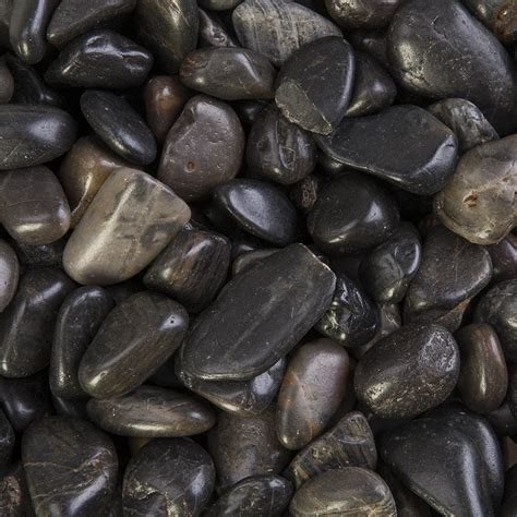 Decorative Rocks Lowes by Shop Akasha 5 Lb River Rocks At Lowes