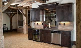 Bar Kitchen Cabinets by Basement Bar Kitchen Cabinets Kitchen Cabinet