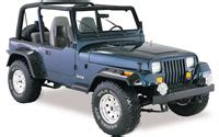 Jeep Wrangler Parts And Accessories Wrangler Yj Jeep Parts And Accessories 1987 1988 1989
