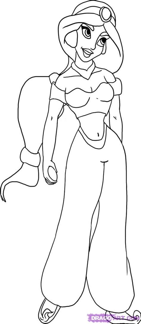 Easy To Draw Disney Princesses by How To Draw Princess Step By Step Disney