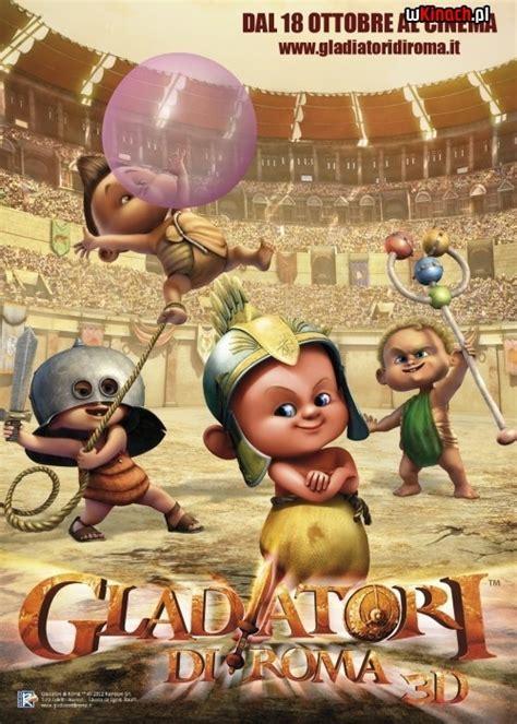 film animowany prawie jak gladiator prawie jak gladiator