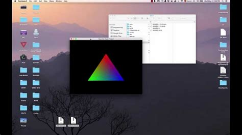xcode tutorial advanced getting started in opengl with glfw glew in xcode 6