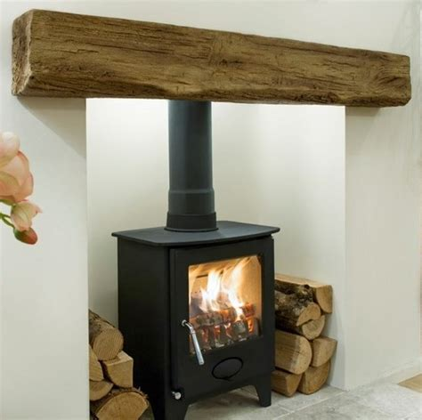 Wooden Beam Fireplace by Clovelly Oak Effect Concrete Beam Newman Fireplace Clovelly Beam