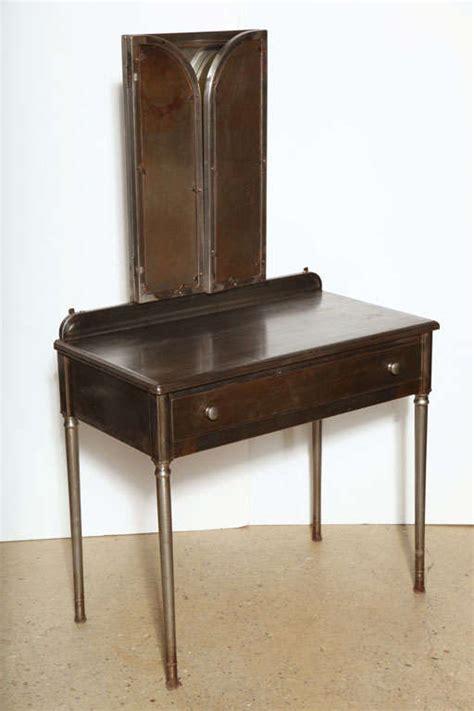 Industrial Vanity Table Edwardian Industrial Vanity At 1stdibs