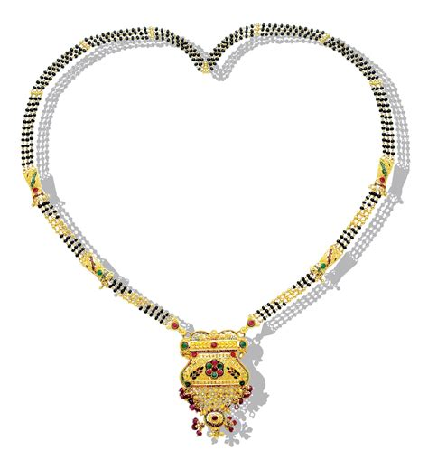 latest pattern of gold mangalsutra chintamanis a relation forever latest mangalsutra