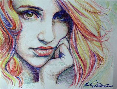 dianna agron tattoos image detail for amazing cool crayon dianna agron