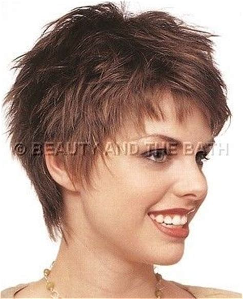 side views of short layered haircuts side view short layered hairstyle thin hair like